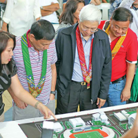 MOU for P300M Davao City sports complex signed