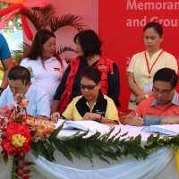 HOLCIM PHILS. DONATES P54 MILLION RELOCATION SITE TO DAVAO CITY URBAN POOR