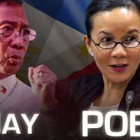 POE, BINAY AND ROXAS IN 'STATISTICAL TIE' IN LATEST SWS SURVEY