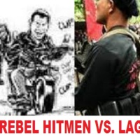 Duterte: Laglag-bala syndicate to get bullets from rebel hitmen, death squad