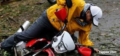 ROXAS MOTORCYCLE CRASH