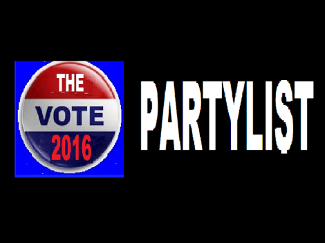 PARTYLIST