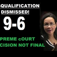 SUPREME COURT VOTES 9-6 IN FAVOR  OF POE 2016 PRESIDENTIAL BID