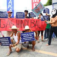 TUWAD NA DAAN AT PLAY IN VIOLENCE VS KIDAPAWAN FARMERS