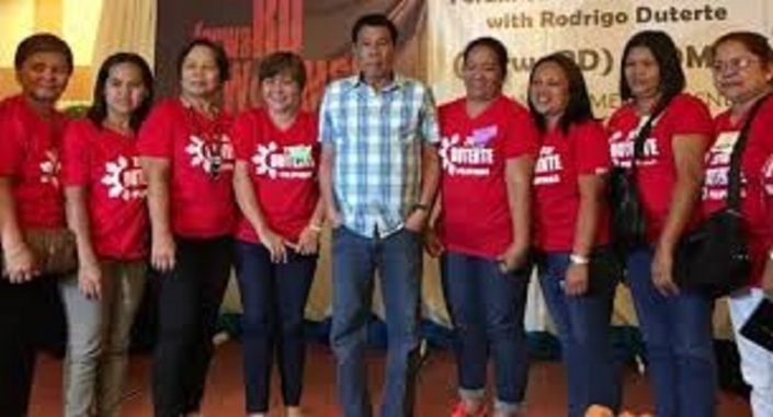 WOMEN FOR RODY 2
