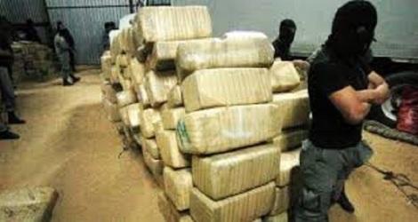 drugs shipment