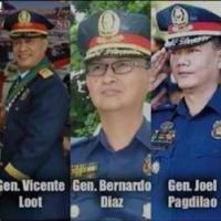 DOJ to  probe  'narco generals'