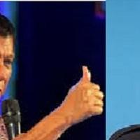 VICE PRESIDENT LENI ROBREDO'S LEGS DISTRACTING PRESIDENT DUTERTE