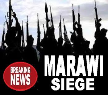 AFP: MARAWI TERRORIST-FREE ON MONDAY, JUNE 12