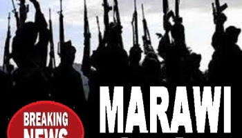AFP: MARAWI TERRORIST-FREE ON MONDAY, JUNE 12