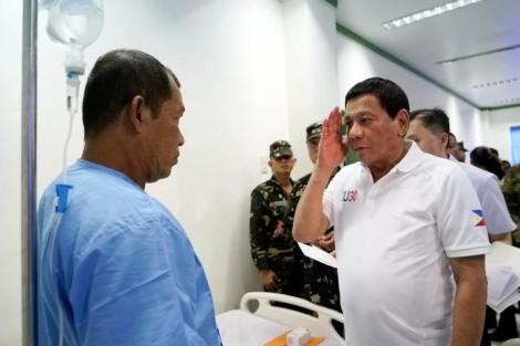 duterte wounded soldiers