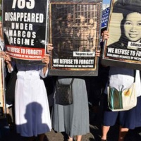 NO US$2-BILLION COMPENSATION  FOR MARCOS MARTIAL LAW VICTIMS