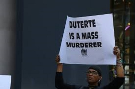 ANTI DUTERTE