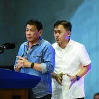 DUTERTE TO SUPPORT BONG GO SENATE BID