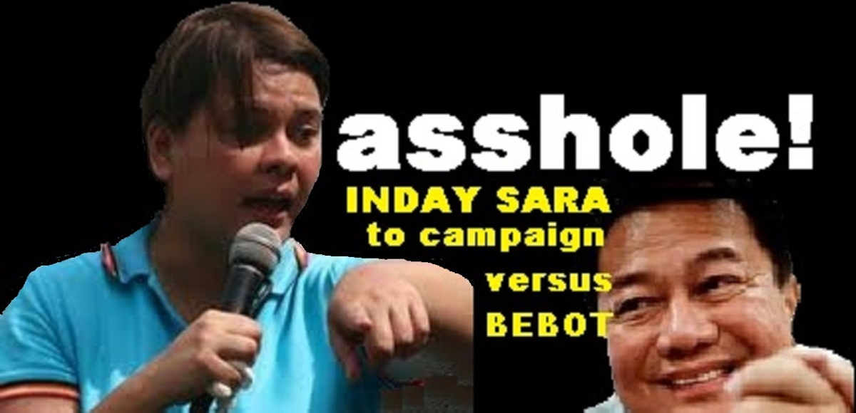 INDAY SARA SETS ANTI-ALVAREZ CAMPAIGN BLITZ IN APRIL