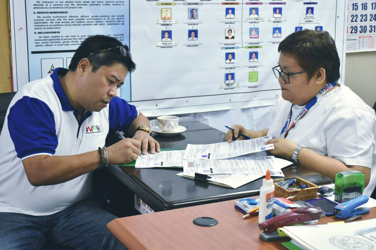 DAVAO DEL NORTE: GOV. ANTHONY DEL ROSARIO VS. REP. PANTALEON ALVAREZ IN FIRST DISTRICT CONGRESS RACE