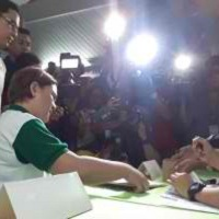 INDAY SARA FILES COC FOR DAVAO CITY MAYOR