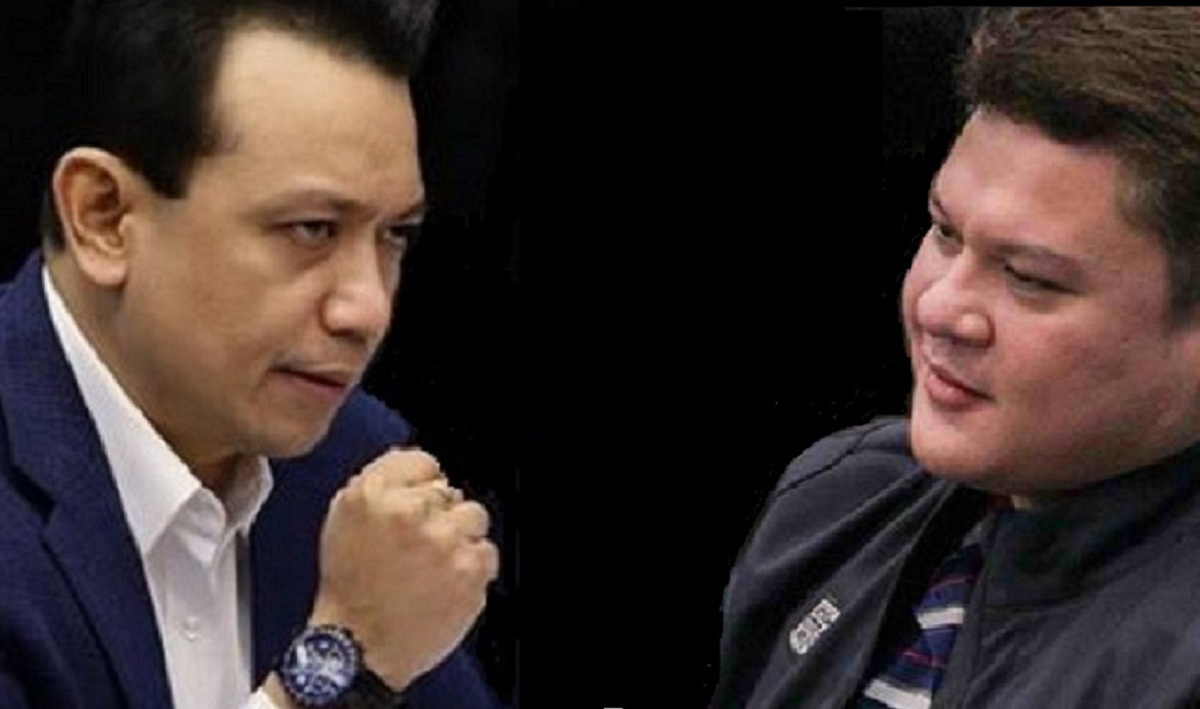 Court orders arrest of Trillanes over 4 libel cases