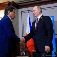 DUTERTE sets 2nd visit to Russia in October