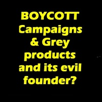 BONG GO URGED TO HELP IN BOYCOTT VS CAMPAIGNS & GREY