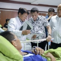 MALACANANG: NO PROBLEM WITH DUTERTE'S HEALTH