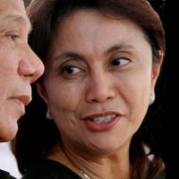 WHO SAYS ROBREDO WILL BE DUTERTE'S SUCCESSOR?