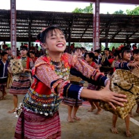MANDAYA NATIVES TAKE CENTER STAGE IN DAVAO ORIENTAL KALINDUGAN FESTIVAL 2019