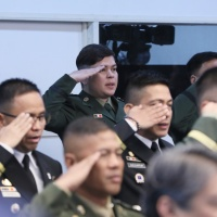 Sara Duterte confirmed as Army Reserve colonel